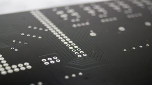 DMX controller by MDS PCB